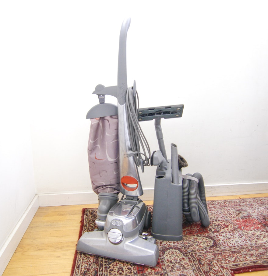 Kirby sentria vacuum cleaner ebth - Kirby sentria 2 carpet shampoo system ...
