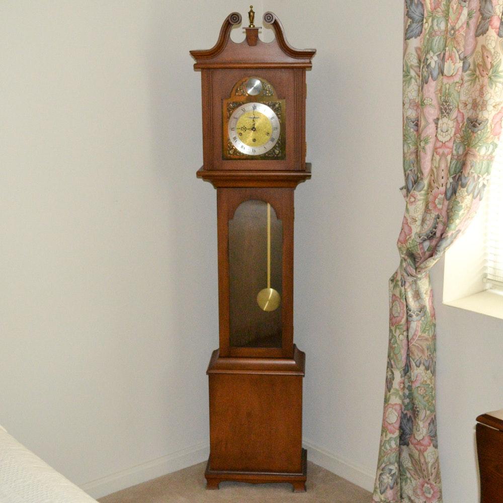 "Seth Thomas ""Tempus Fugit"" Grandmother Clock"