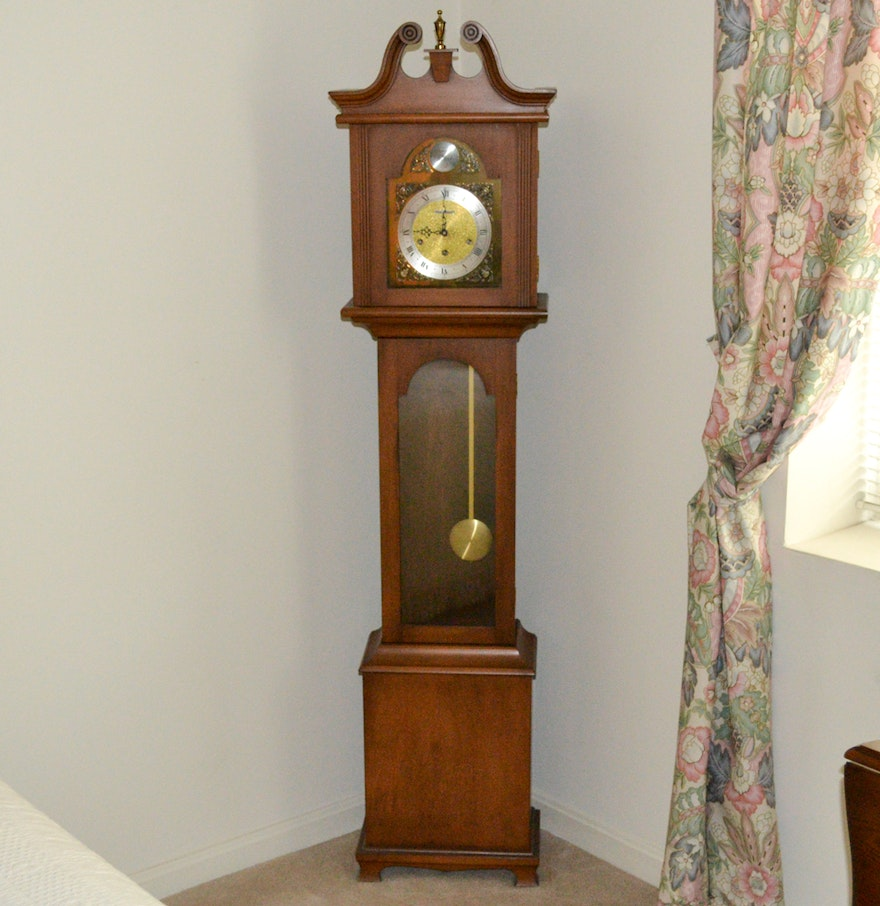 Seth thomas tempus fugit grandmother clock ebth seth thomas tempus fugit grandmother clock amipublicfo Image collections