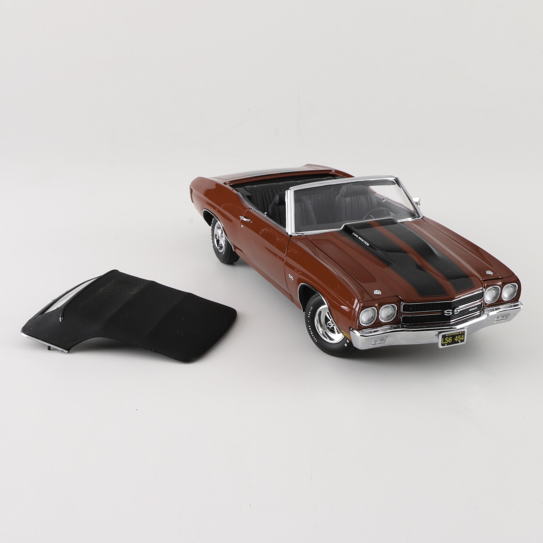 Exact Detail 1970 Chevelle Ss Ls6 Ebth