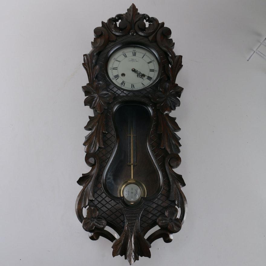 Wuersch Wooden Wall Clock