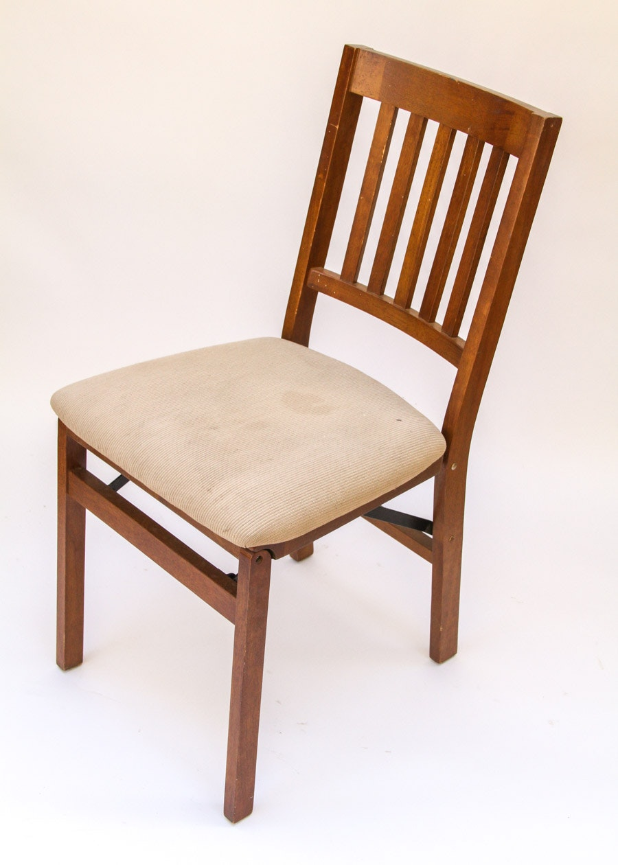 stakmore co folding chairs ebth