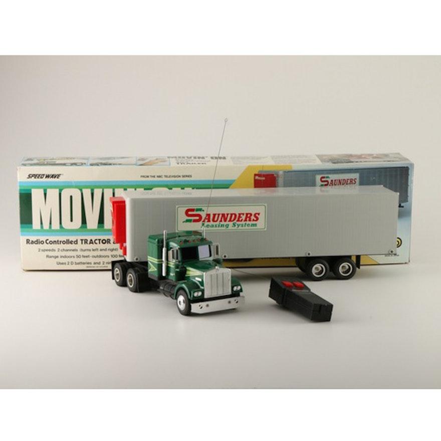 Movin On Remote Control Semi Truck Ebth