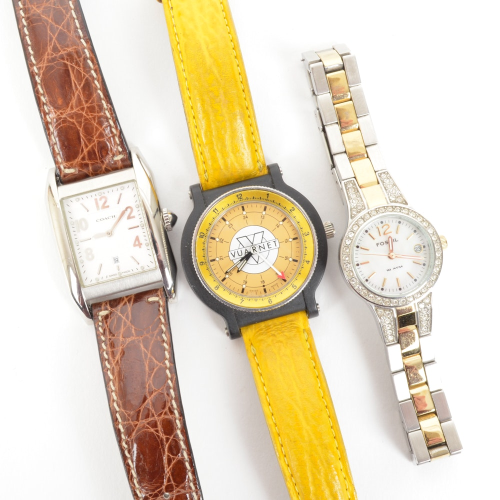 Collection of Costume Watches  sc 1 st  EBTH.com & Vintage Watch Auctions | Luxury Watch Auctions | Online Watch ...