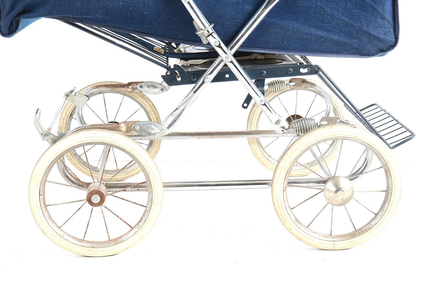 Vintage Hedstrom Baby Carriage Stroller Ebth
