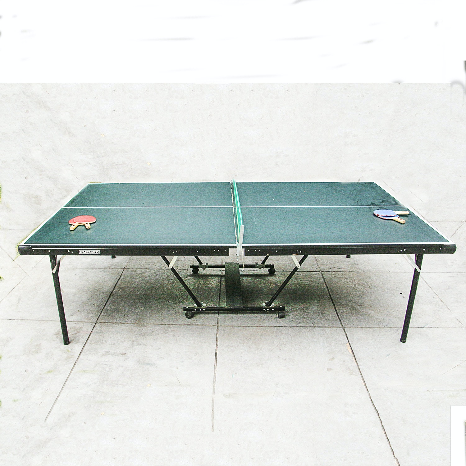 Harvard Portable Ping Pong Table And Accessories ...