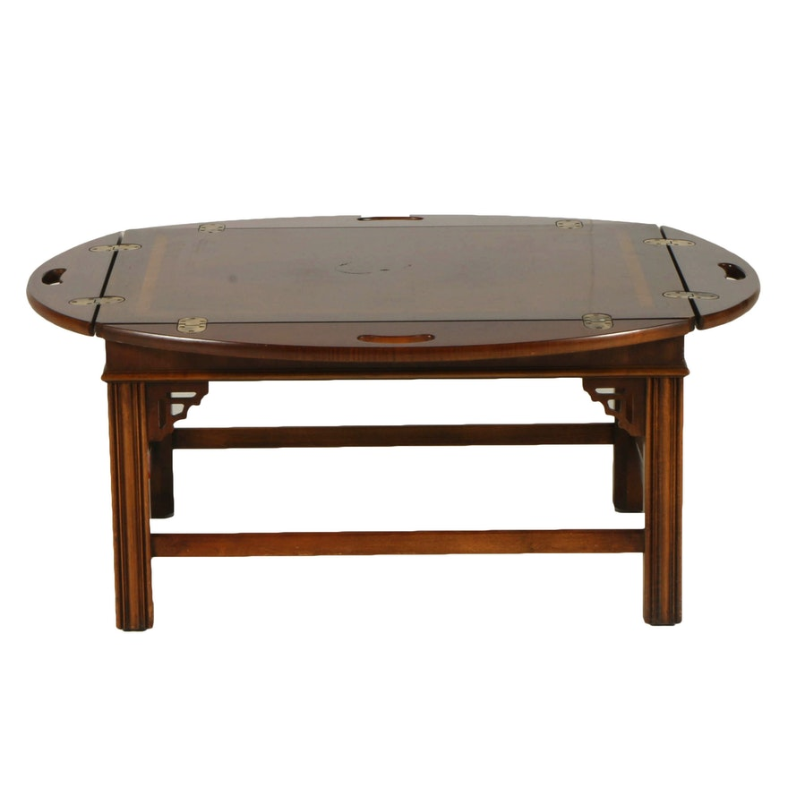 Butler Tray Coffee Table By Lane Furniture : EBTH