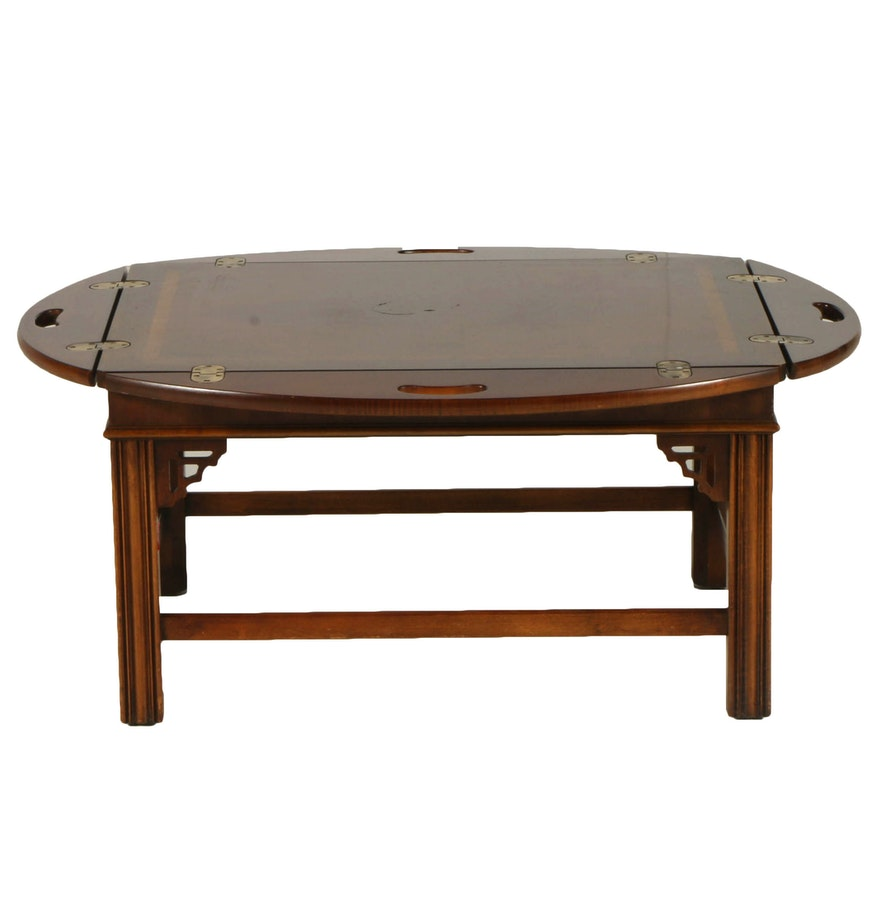 Butler Tray Coffee Table By Lane Furniture