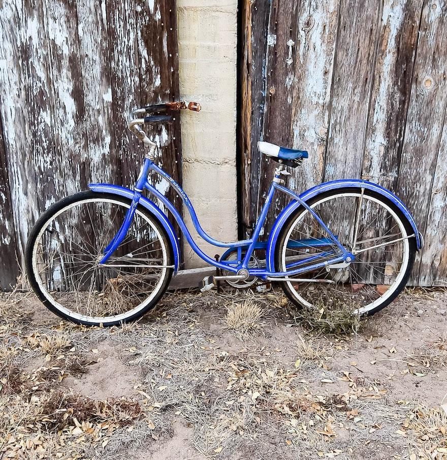 Women S Vintage Schwinn Bicycle Ebth