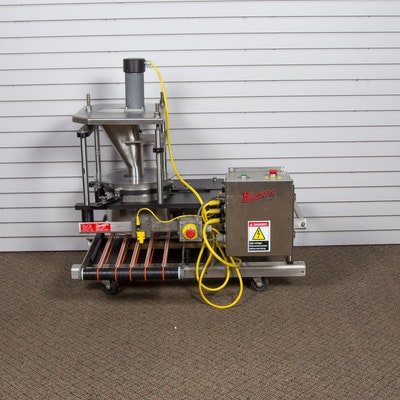 Pizzamatic Corp. Automated Cheese Applicator