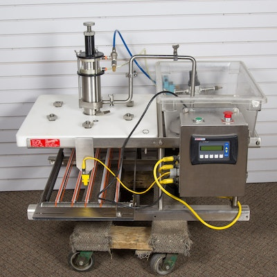 Pizzamatic Corp. Automated Pizza Sauce Applicator