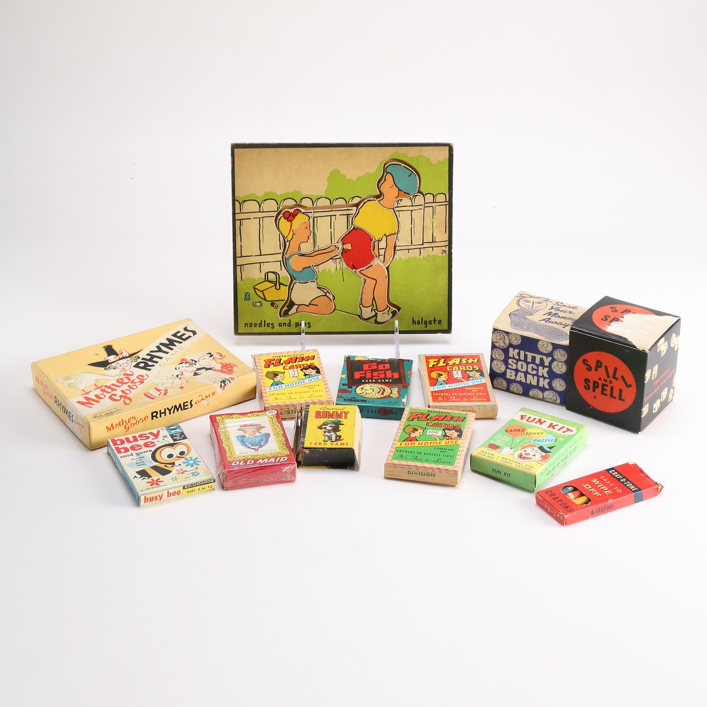 Vintage Toys And Games : Vintage kids toys and games ebth