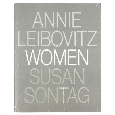 "Annie Leibovitz and Susan Sontag ""Women"" Book"