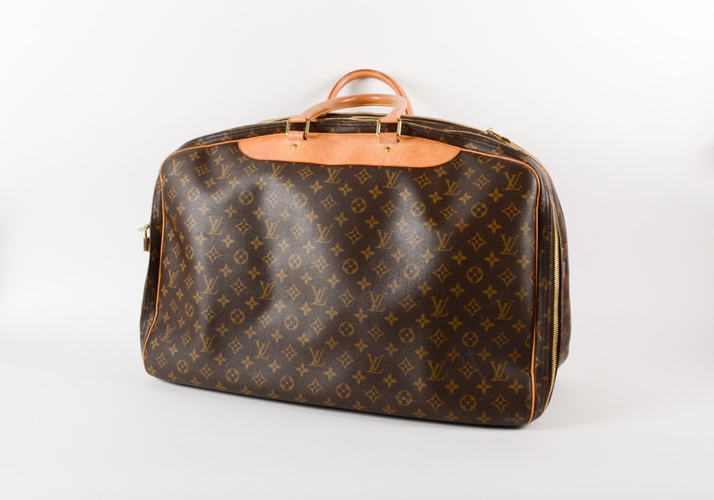 Louis Vuitton Alize 24 Heures Bag