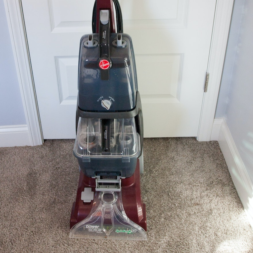 Hoover Spin Scrub 50 Power Scrub Deluxe