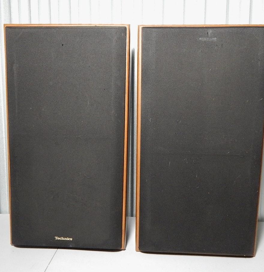 Technics floor speakers model sb cr77 ebth for 12 floor speakers