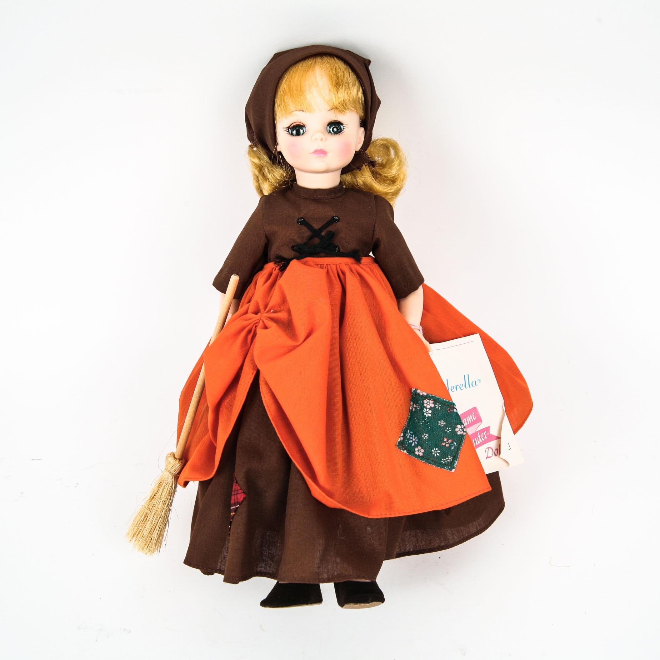 1965 Madame Alexander Poor Cinderella Doll ...  sc 1 st  EBTH.com & 1965 Madame Alexander Poor Cinderella Doll : EBTH