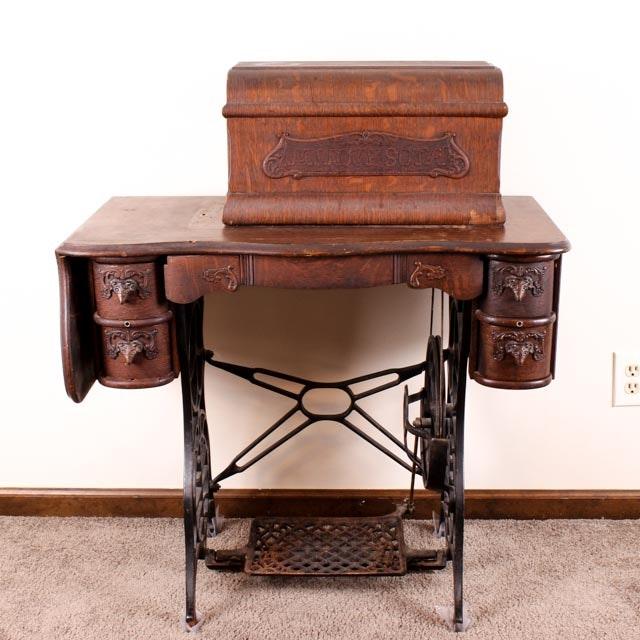 minnesota sewing machine model c