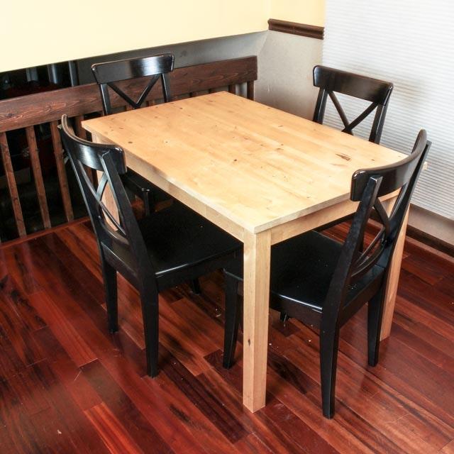 Ikea Bjorkudden Kitchen Dinette Set ...