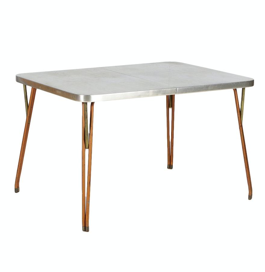 Vintage Metal Table 2