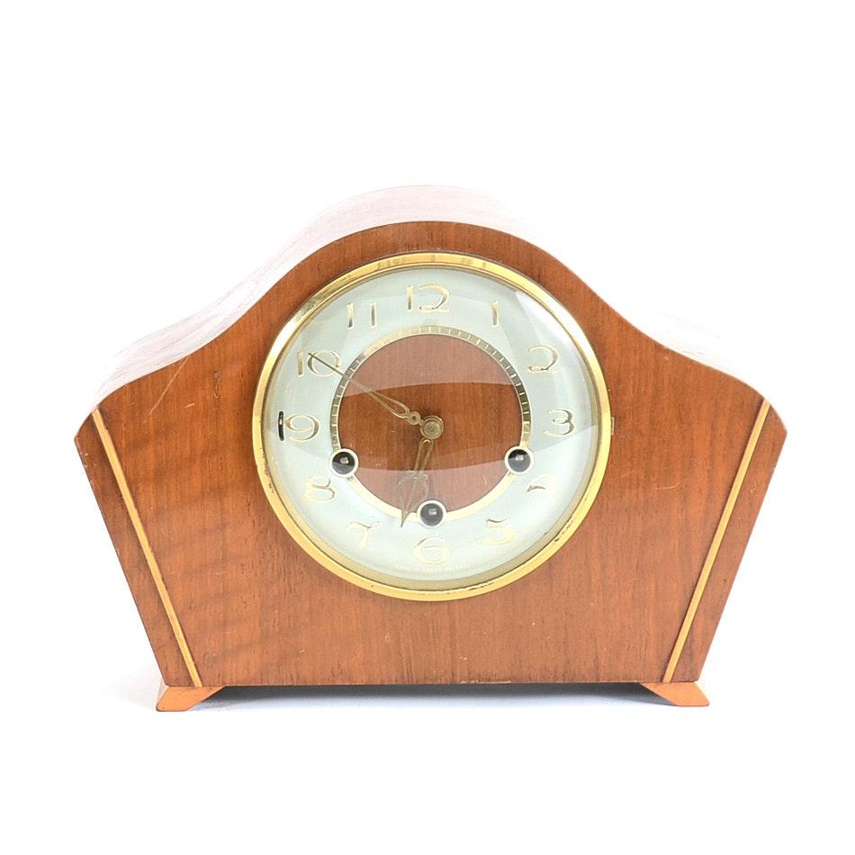 Vintage smiths mantel clocks