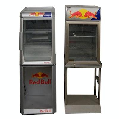 Stainless Steel Ge Two Door Refrigerator Ebth