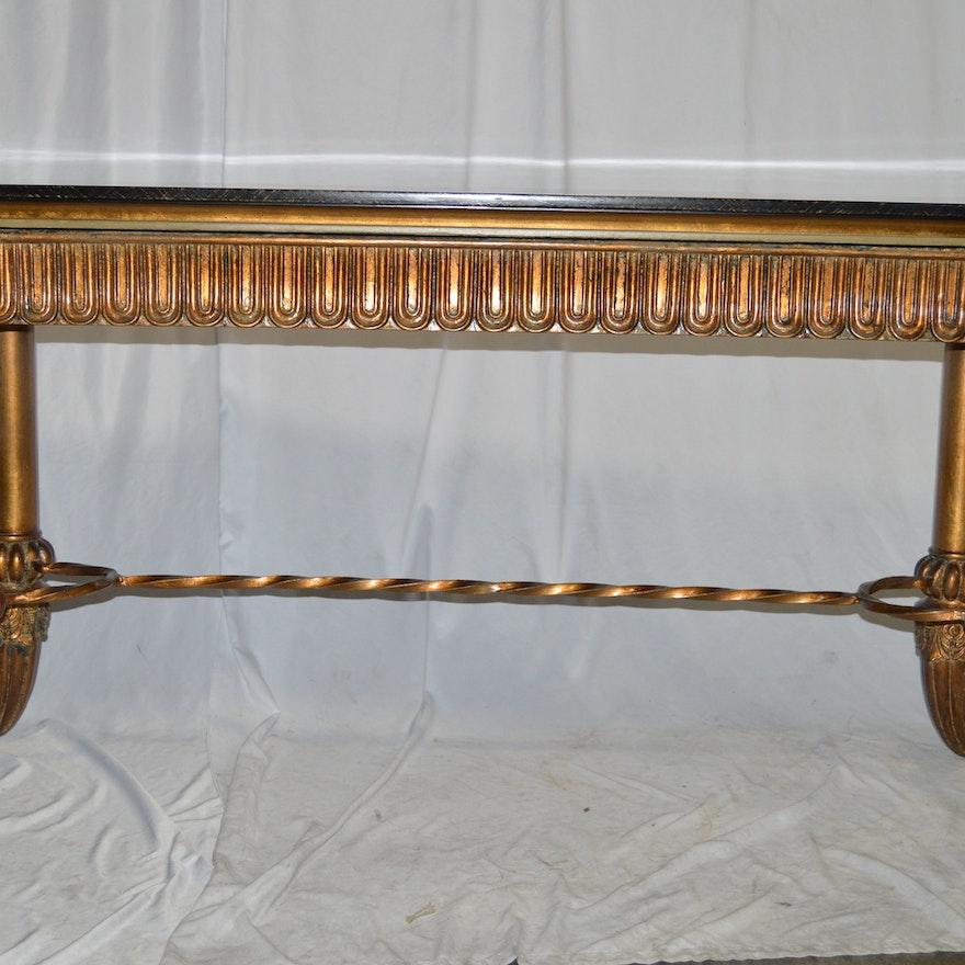 Ornate Sofa Table