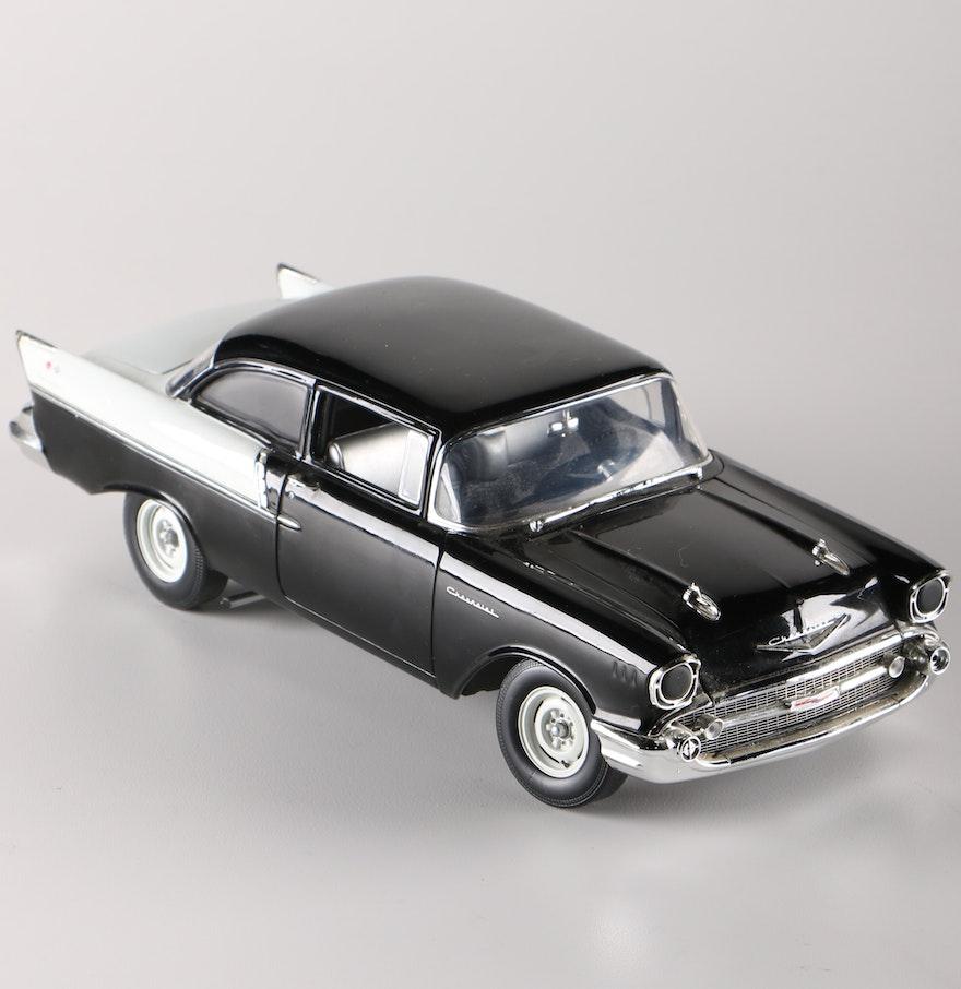 Highway 61 black widow 1957 chevy 150 ebth for 1957 black widow 150 two door sedan