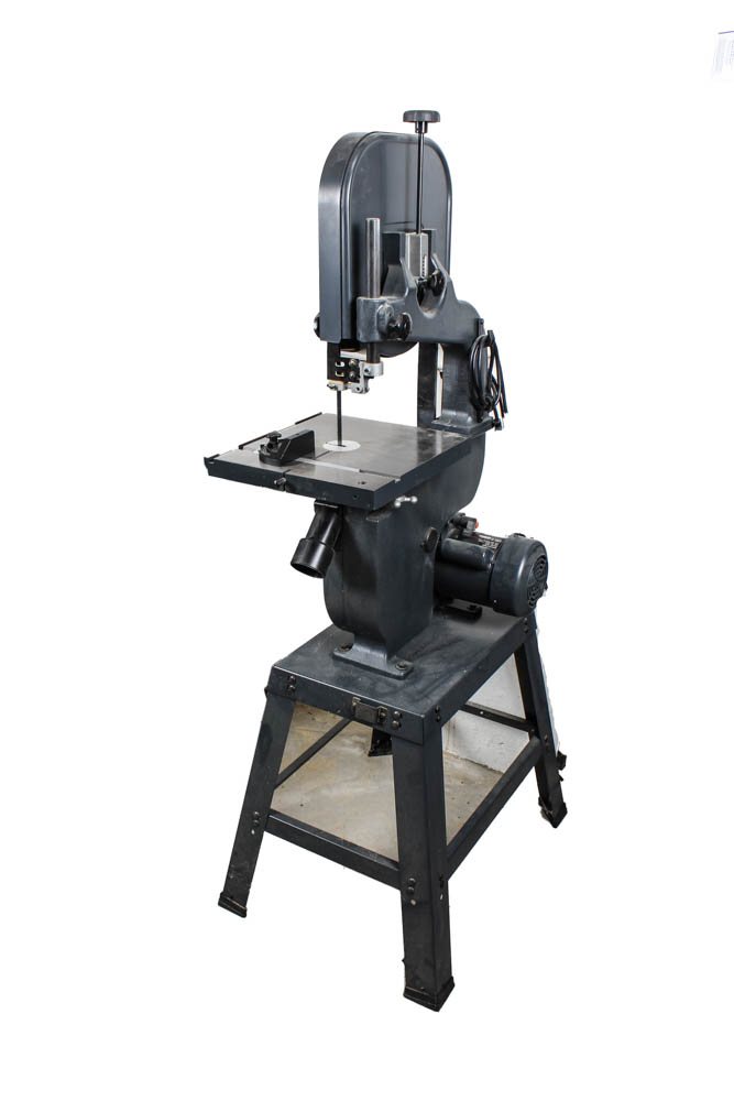 Craftsman 12 U0026quot Band Saw On Stand Ebth Manual Guide