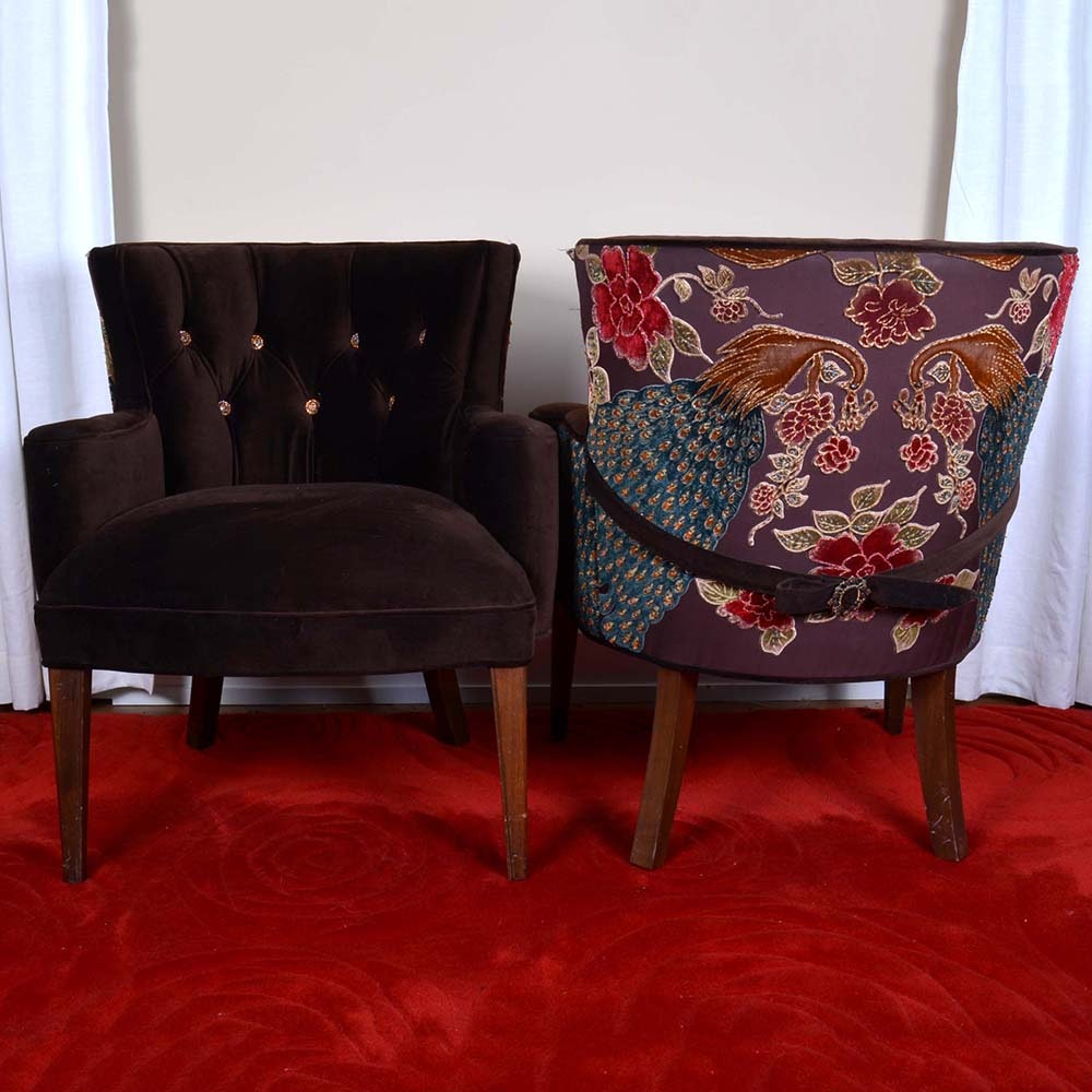 Haute House Peacock Chairs ... Awesome Design