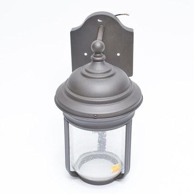 Vintage outdoor lighting used exterior lighting fixtures in new minka lavery amherst outdoor wall sconce aloadofball Choice Image