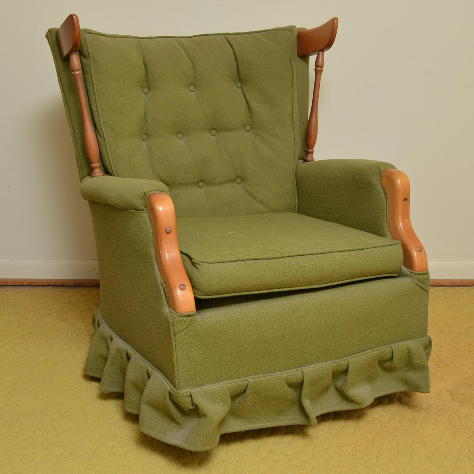Upholstered Burris Rocking Chair