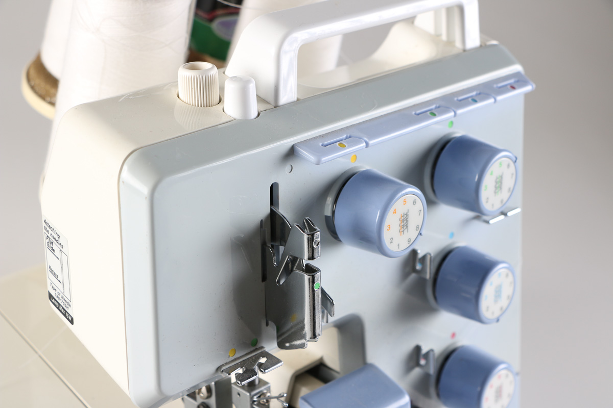Bernette For Bernina Serger Funlock 004 Sewing Machine