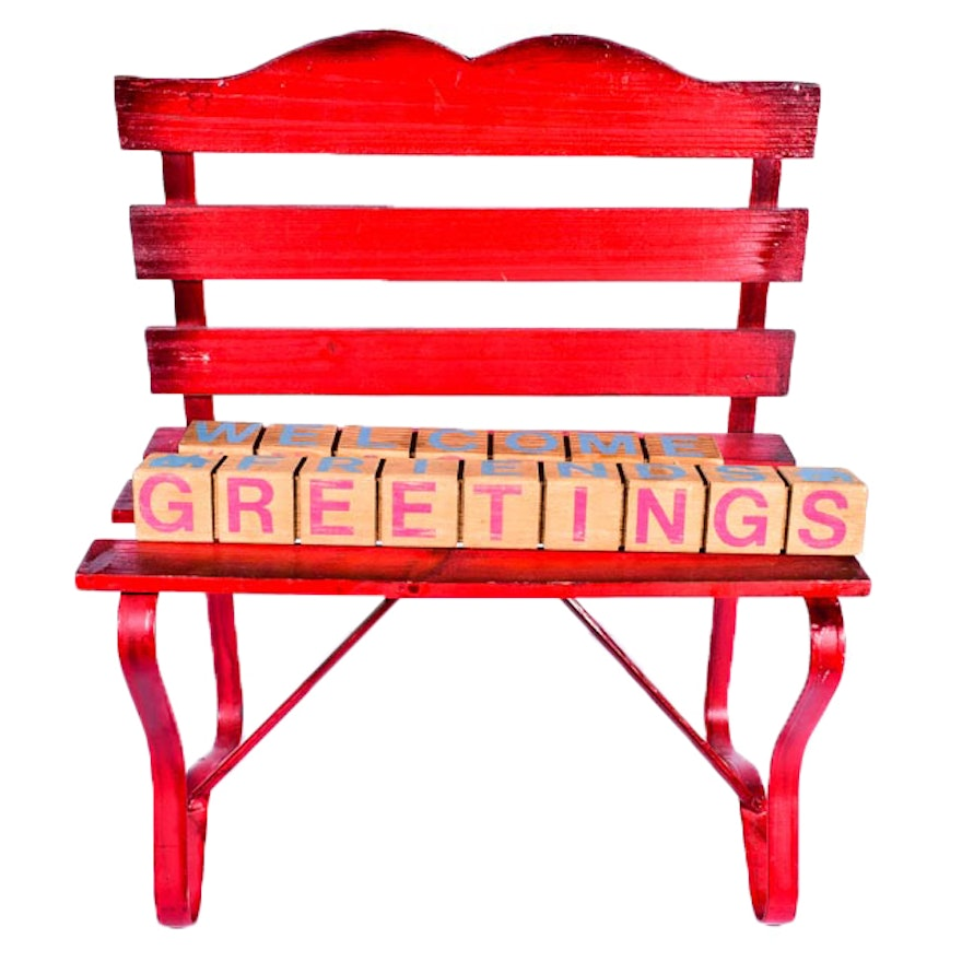 Miraculous Small Decorative Bench Squirreltailoven Fun Painted Chair Ideas Images Squirreltailovenorg