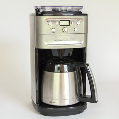 Cuisinart Coffee Maker Fully Automatic Burr Grind And Brew Instructions : All Categories in Art, Home Furnishings, Decor & More (16LAX152) : EBTH