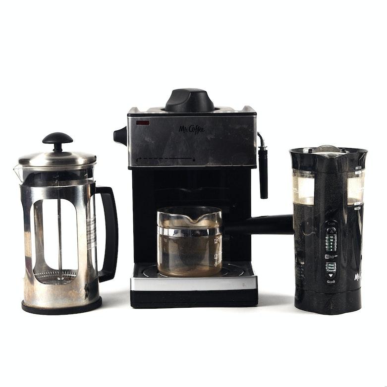 Saeco via veneto espresso machine