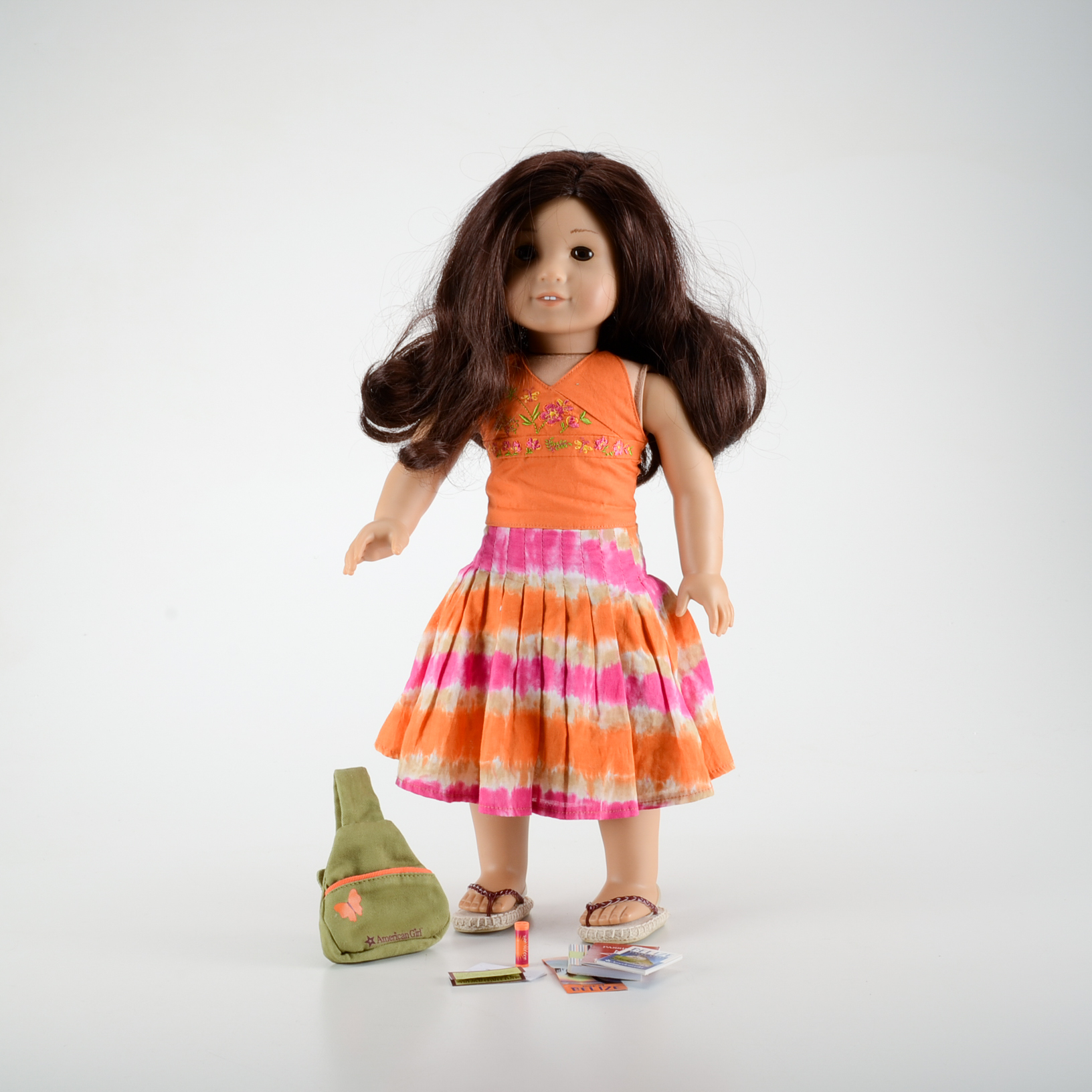 american girl doll girl of the year 2006 jess mcconnell