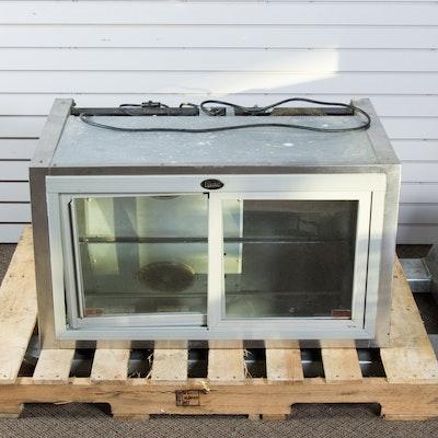 Randell 42036A Sliding Door Cooler
