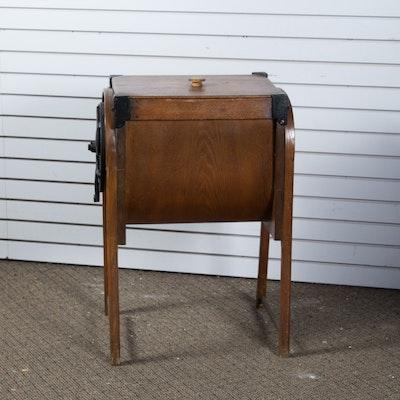 Antique to Vintage Dough Mixer