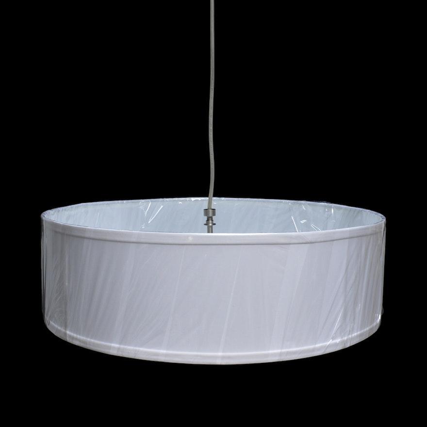 New 2 Thousand Degrees Mulbery Pendant White Lamp