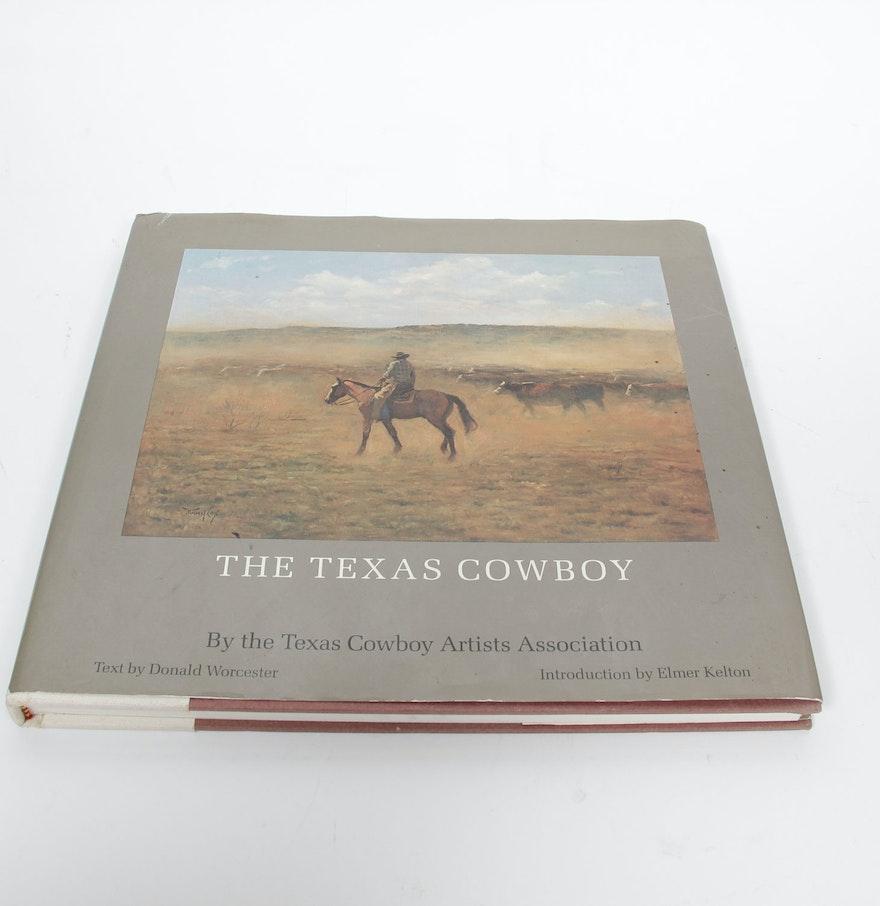 Autographed david worcester the texas cowboy coffee table book autographed david worcester the texas cowboy coffee table geotapseo Gallery