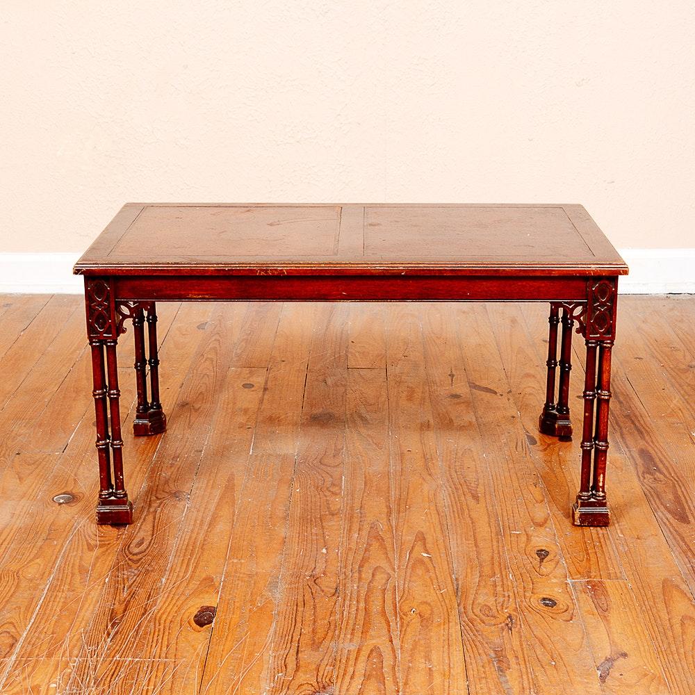 Vintage Fine Arts Furniture Company Coffee Table ...