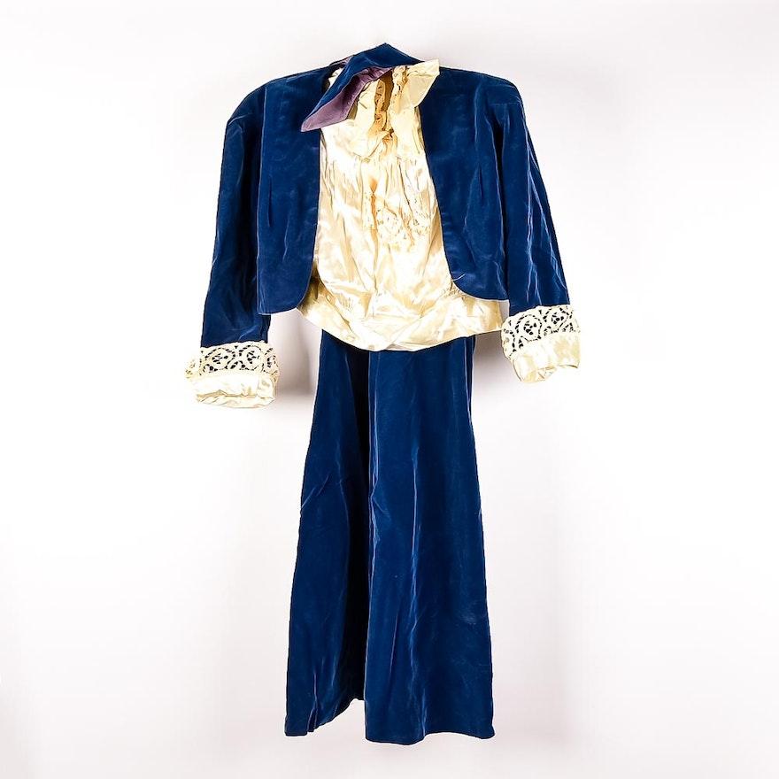 60142f01c01c0 Women s Vintage Velvet