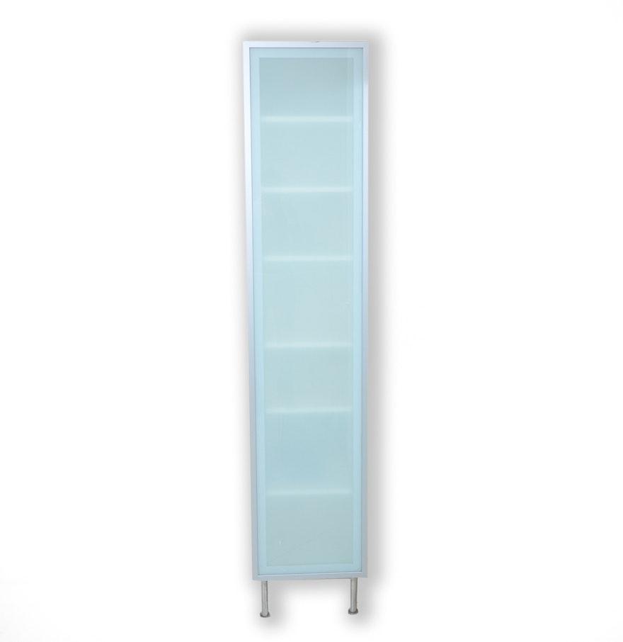Ikea Ommen Bathroom Storage Cabinet Ebth