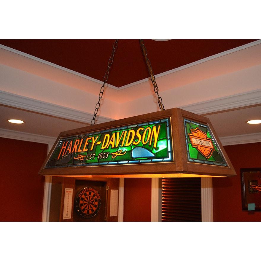 Harley Davidson Stain Gl Bar Light