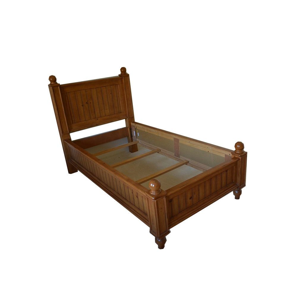 Pottery Barn Bed Frame