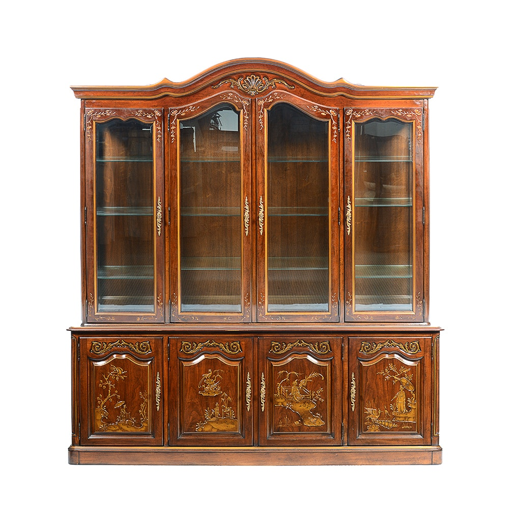White of Mebane China Cabinet