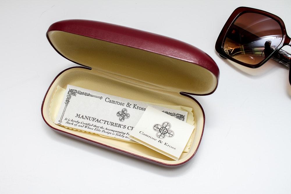 New In Box Vintage Camrose Amp Kross Jackie Kennedy