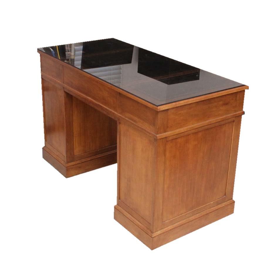 Wonderful Executive Desk By Sligh Lowry Furniture ...