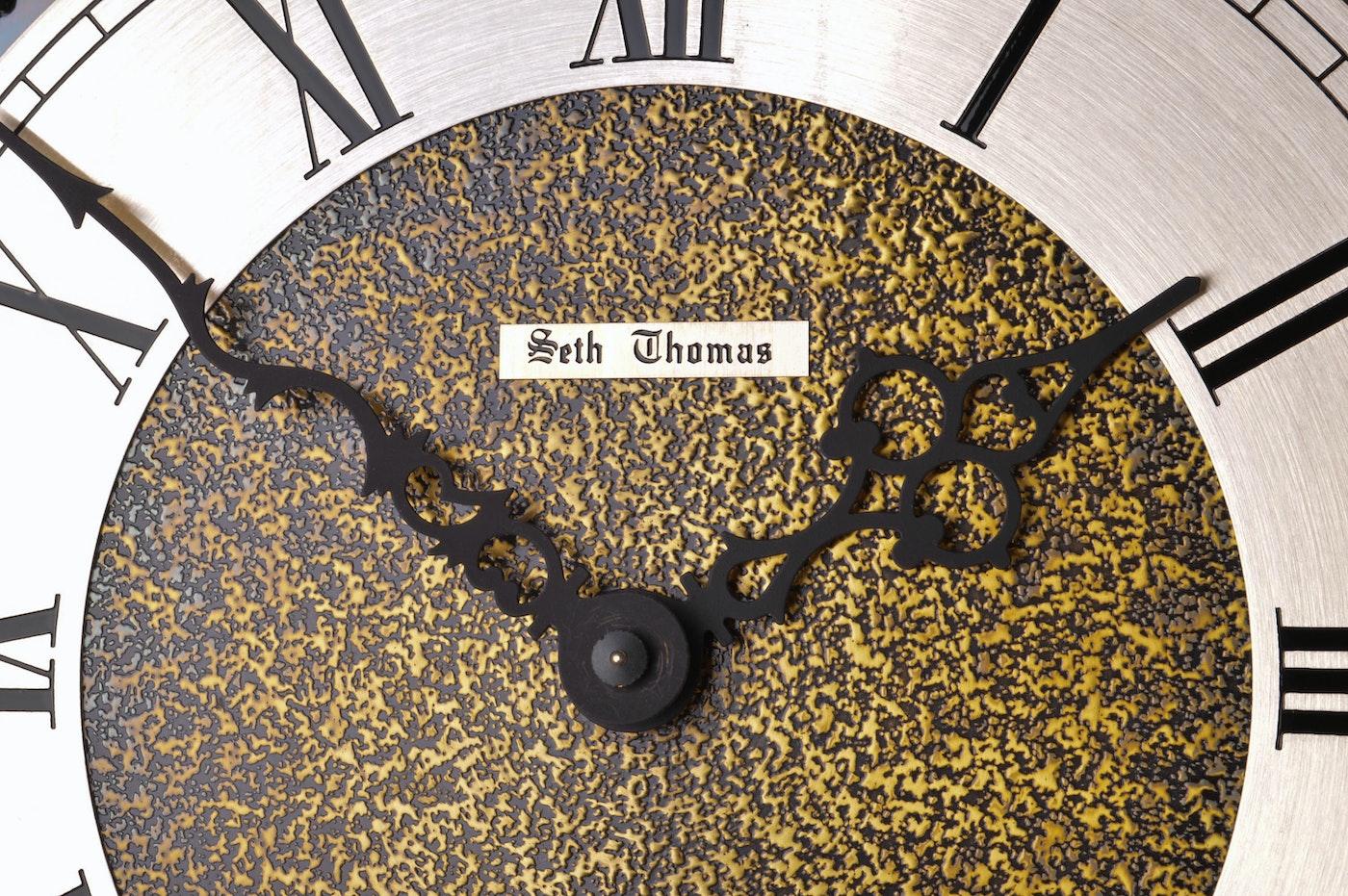 Seth Thomas Grandfather Clock Ebth